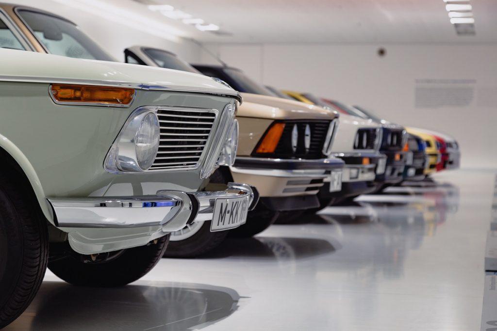 kolekcija limuzina